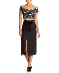 Billabong - Sparks Fly Solid Skirt - Lyst
