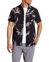 Volcom - Motel Florals Classic Fit Shirt - Lyst
