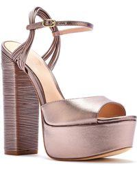 Rachel Zoe - Willow Platform Heel - Lyst