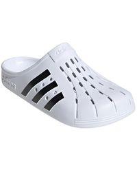 adidas Starlette Clog - White