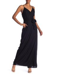 PAIGE - Regina Sleeveless Maxi Dress - Lyst