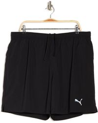 """PUMA - Favorite Woven Session 7"""" Running Shorts - Lyst"""