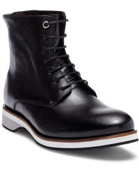Bacco Bucci - Modrik Lace-up Leather Boot - Lyst