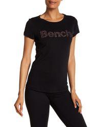 Bench - Corp Logo Tee - Lyst