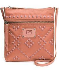 Frye - Ivy Studded Crossbody Bag - Lyst