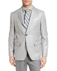 Moods Of Norway | Monrad Trim Fit Plaid Wool Sport Coat | Lyst