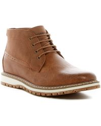 Hawke & Co. Fairweather Lace-up Boot - Natural