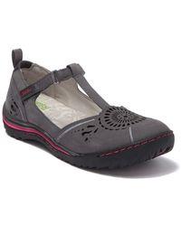 Jambu Sunkist Strappy Sneaker - Gray