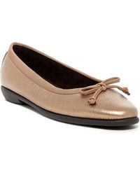 Aerosoles | Fast Bet Ballet Flat - Wide Width Available | Lyst