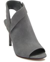 Vince Camuto Cholia Asymmetrical Sandal Bootie - Multicolour