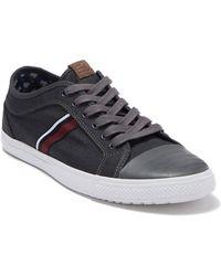Ben Sherman Madison Oxford Sneaker - Gray