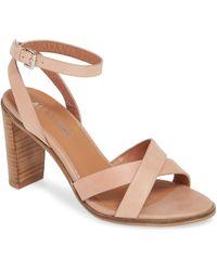 Alias Mae Emi Ankle Strap Sandal - Pink