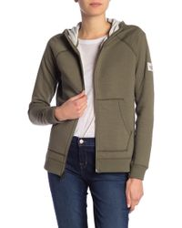 The North Face - Re-source Full Zip Hoodie Jacket - Lyst