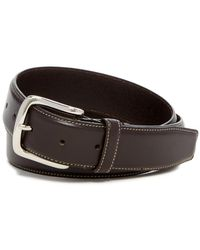 Cole Haan Leather Belt - Brown