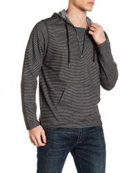 Howe - Miramar Stripe Hooded Tee - Lyst