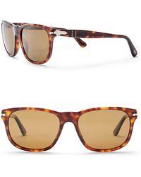 Persol - Square 57mm Sunglasses - Lyst