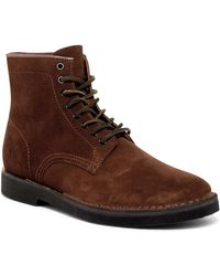 Frye - Arden Lace-up Boot - Lyst