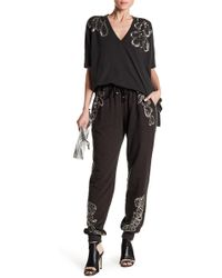 Religion - Trance Embroidered Jogger - Lyst