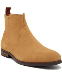 Call It Spring - Asocia Suede Ankle Boot - Lyst