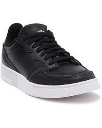 adidas Supercourt Sneaker - Black