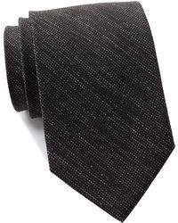 Calvin Klein - Rustic Solid Tie - Lyst