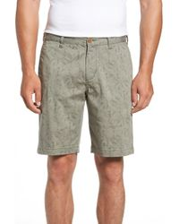 Tommy Bahama - Camo Tropic Standard Fit Chino Shorts - Lyst