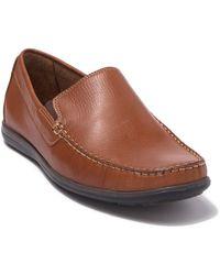 Florsheim Intrepid Venetian Leather Loafer - Brown
