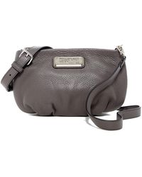 Marc By Marc Jacobs - Percy Leather Crossbody Bag - Lyst