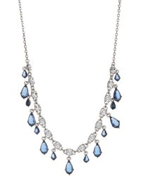 "Carolee - 16"" Frontal Necklace - Lyst"