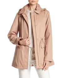 Kate Spade - Scallop Pocket Trench Coat - Lyst