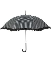 Leighton - Ruffles Polka Dot Umbrella - Lyst