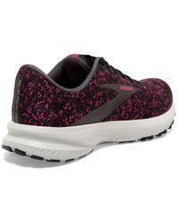 Brooks Launch 7 Running Sneaker - Red
