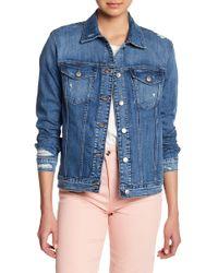 Joe's Jeans - Ashley Denim Jacket - Lyst