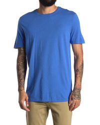 AG Jeans Bryce Crew Neck Slim Fit T-shirt - Blue