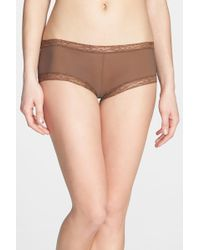 Natori - Bliss Girl Short - Lyst