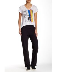 Two By Vince Camuto - French Terry Classic Pant - Lyst