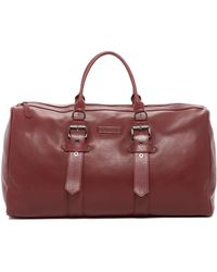 Longchamp - Kate Moss X Large Leather Duffle - Lyst