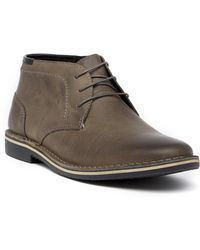 Steve Madden - Harken Leather Chukka Boot - Lyst