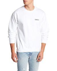 Obey - O.b.e.y. Sweatshirt - Lyst