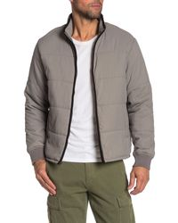Grayers Grove Quilted Jacket - Gray