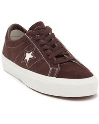 Converse One Star Pro Oxford Sneaker - Brown