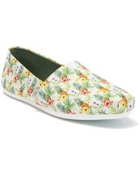 031fe6fe0 Lyst - Circus by Sam Edelman Leni Pineapple   Palm Tree Flat