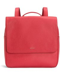 Matt & Nat - Pacific Vegan Leather Backpack - Lyst