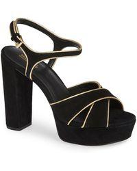 0523fdec106c Lyst - Women s MICHAEL Michael Kors Platform heels Online Sale