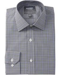 Bonobos - Plaid Tailored Slim Fit Dress Shirt - Lyst