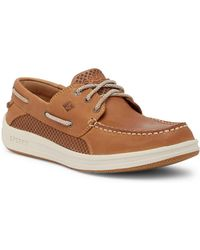 Sperry Top-Sider | Gamefish 3-eye Boat Shoe | Lyst