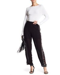 Raga - Darsha Embellished Side Stripe Pant - Lyst