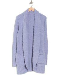 Honeydew Intimates Novelty Knit Cardigan - Blue