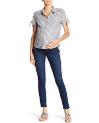 PAIGE - Verdugo Ultra Skinny Jeans (maternity) - Lyst