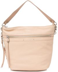 Lucky Brand Faye Bu Bucket Tote In Fawn Tie Dye At Nordstrom Rack - Multicolor